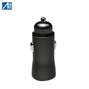 Mobile Phone car charger USB Car charger 2 USB Charger  3.5A Car Adapter quick charge