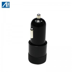 Quick Charge USB Car Charger 6A Flash Charging Mobile phone car charger 30W Dual USB Car Adatper