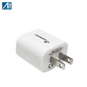 USB Wall Charger 2.1A Fast Charge USB Charger Dual Port  US Adatper Mobile Phone Charger Cube Power Adapter  Charging Block Cube for iPhone,iPad, Samsung, Galaxy,LG, Android