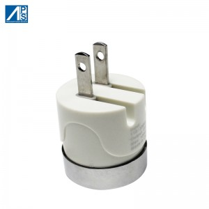Mini Charger USB Wall Charger 2.4A Foldable US Plug AC adatper Charging power adapter tube Mobile phone charger