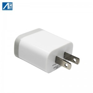USB C Charger Wall Charger 15W Quick Charge 3.0 Type C Charger 4 USB Fast Charge Power Delivery Adatper APS-PC063100