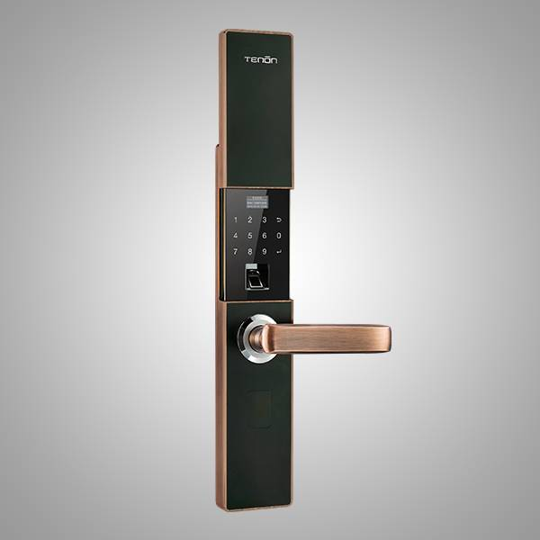 V series – V5 Sliding Cover Smart Door Lock Featured Image