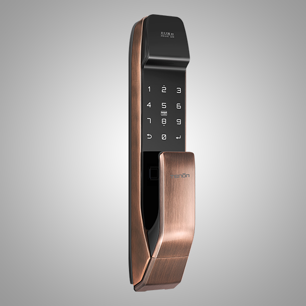 A series – A2 Automatic Push-pull Smart Lock Featured Image