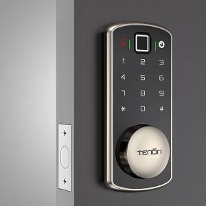 K7 Bluetooth APP Smart Fingerprint Door Lock