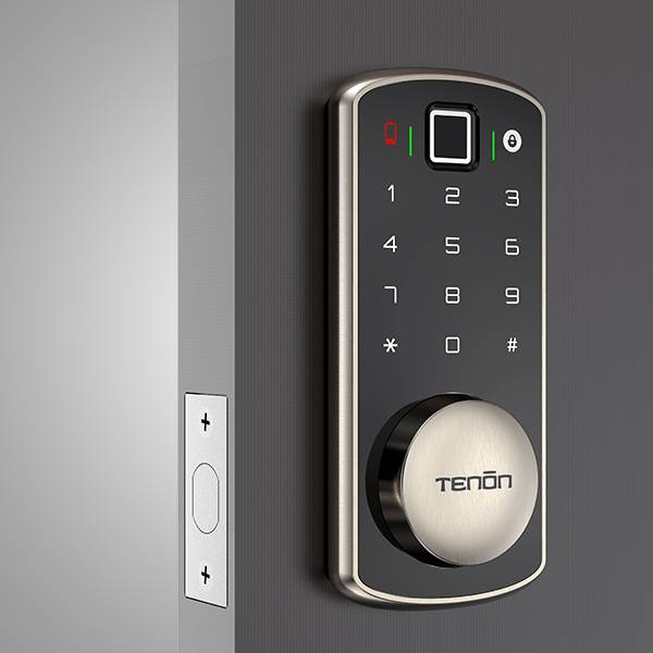 K7 Bluetooth APP Smart Fingerprint Door Lock Featured Image