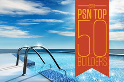 2018 Pool & Spa News Top 50 Builders siyahısı