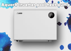 The Difference Between Inverter Pool Heat Pump and ON/OFF HP
