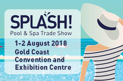 See You in Splash Pool& Spa Trade Show 2018