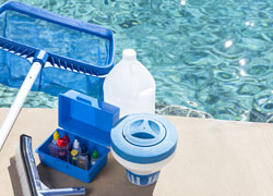 Disinfection of Swimming Pool Water