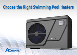 Choose the Right Swimming Pool Heaters