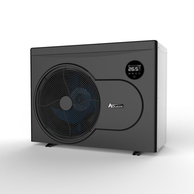 Z. Smart-Stepless DC Inverter Pool Heat Pump