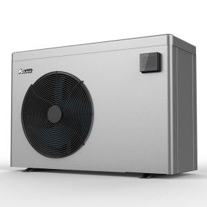De hear Eco-DC INVERTER Steel Pool waarmtepomp