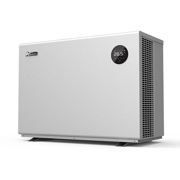 Z. Silence-Stepless DC Inverter Pool Heat Pump