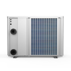De hear Silence-Stepless DC INVERTER Pool waarmtepomp
