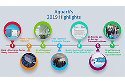 2019, A Year of Remarkable Success for Aquark