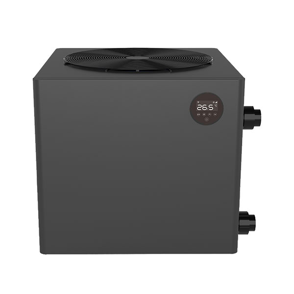 MaazịTitan-Top Mwepu Stepless DC Inverter Pool Heat Pump