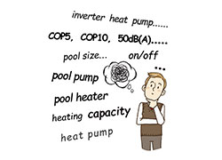 Practical Tips to Select a Suitable Pool Heat Pump