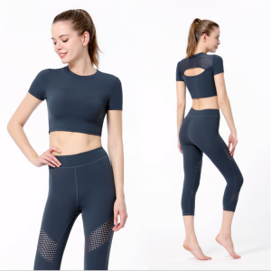 Custom Sportswear Fitness Sportswear Custom Women'S Gym Set