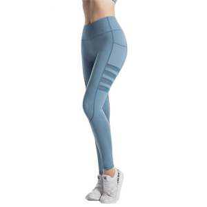 Custom Hot Selling High Waisted Workout Leggings Tights Woman Leggings