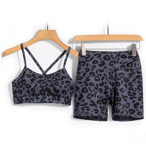 Gym Set Women Sportswear Workout Outfit Anti-Pilling