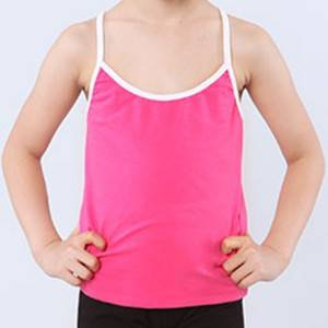GIRL'S  SHORT SLEEVE T4
