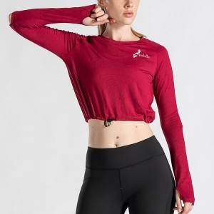 WOMEN LONG SLEEVE WLS001