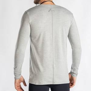 MEN'S LONG SLEEVE T-SHIRTS  MLS004