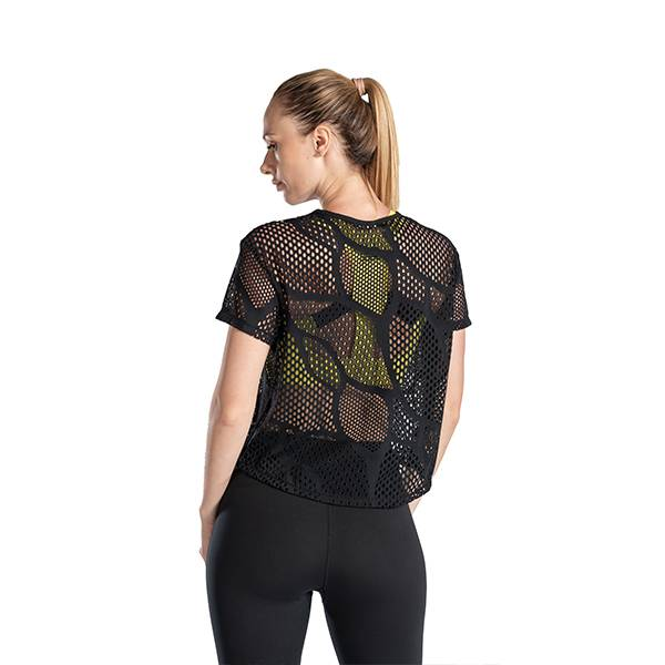 Well-designed Mesh Jumpsuit -