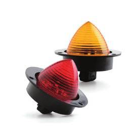 "2"" BEEHIVE MARKER CLEARANCE LIGHT"