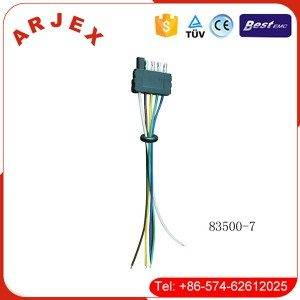 83500-7 4way trailer wire harness