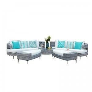 Hot New Products Outdoor Wooden Furniture - EMBRACE SECTIONAL – Artie