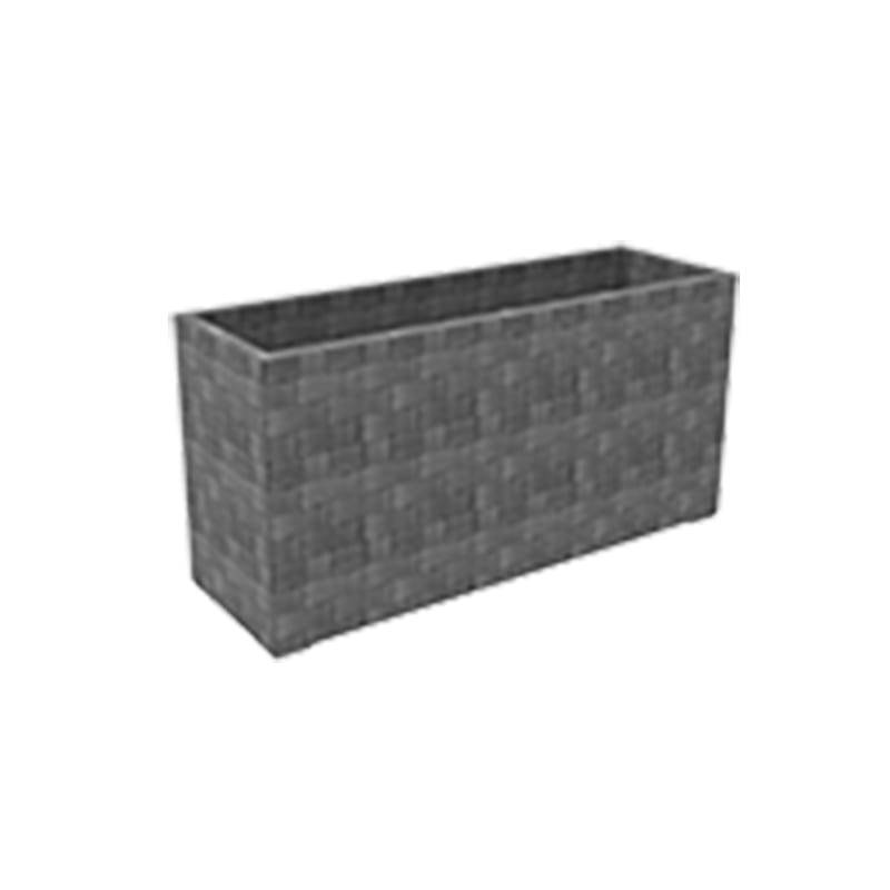 Quality Inspection for Hotel Furniture Bedroom Set - TATTA RECTANGULAR PLANTER – Artie