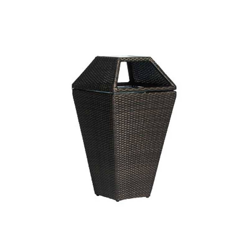 Leading Manufacturer for Hampton Inn Hotel Furniture - TRAPANI DUSTBIN – Artie