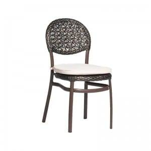 China Manufacturer for Outdoor Aluminum Rattan Furniture - BONNIE – Artie