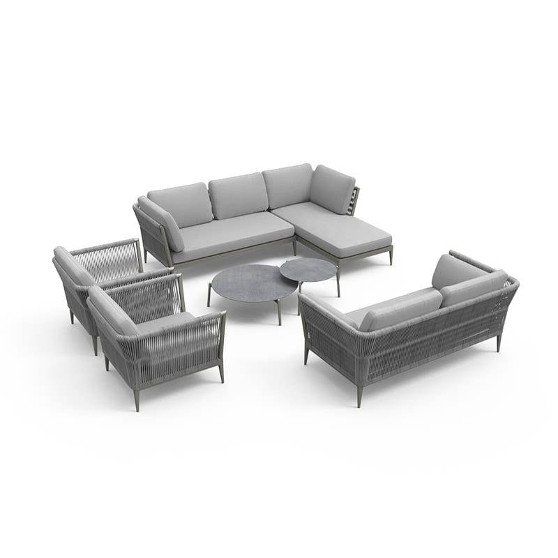 Online Exporter Royal Garden Outdoor Furniture - CASABLANCA – Artie
