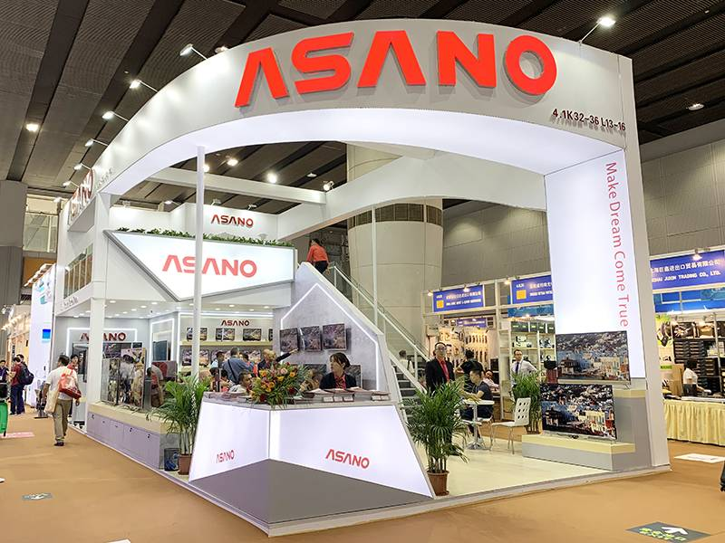 ASANO in the 126th Canton Fair