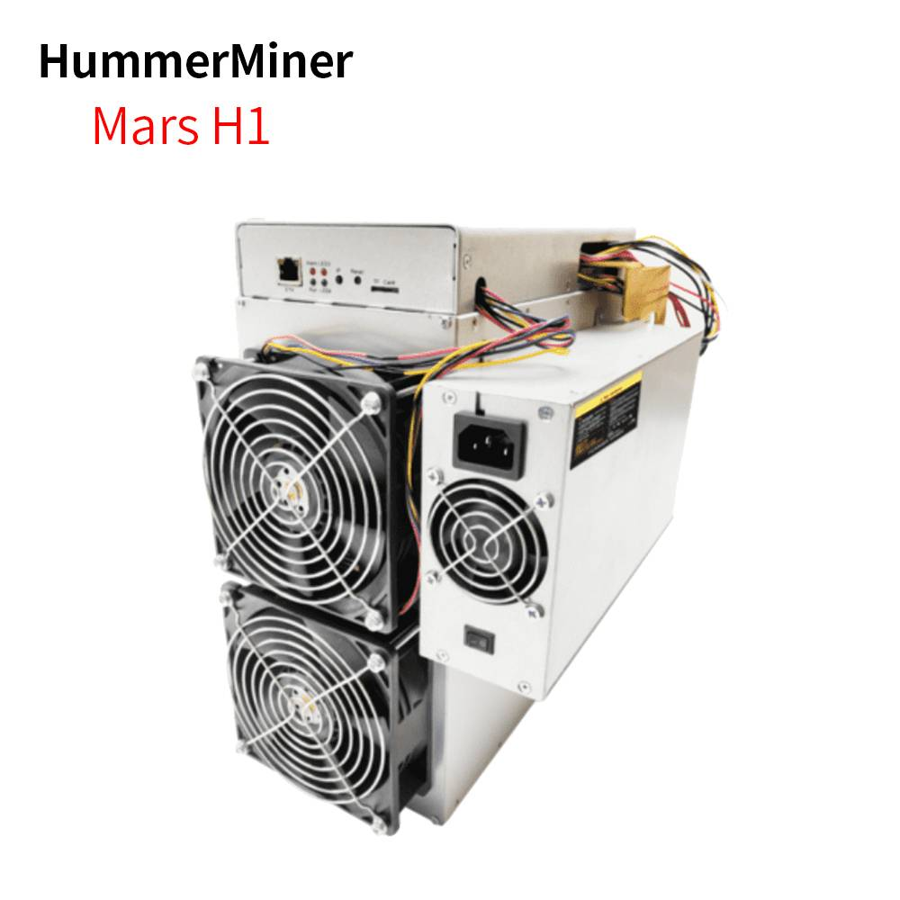 Latest Model Hummer H1 miner for HNS mars asic miner 88Gh hashrate Featured Image