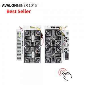 OEM/ODM Factory High Quality AvalonMiner 1146 56Th/s 3192W bitcoin asic machine Miner Store Miner Wholesale