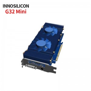 21.5GPS 140W 2 algorithms asicminer Innosilicon g32 mini grin miner for crypto mining