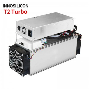 INNOSILICON T2T turbo 30Ths BTC Miner for sha256 asic bitcoin mining