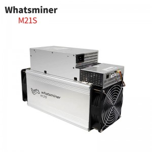 54Th 3240w whatsminer M21S your best choice btc miner