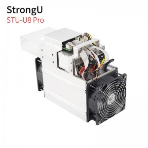 Pre-order Profit king Strongu stu-u8 pro 60Th 2800w asicminer for mineria bitcoin