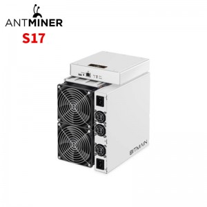 53Th 2385W Bitmain Antminer S17 53T for bitcoin mining