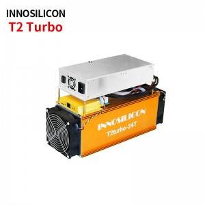 high cost effective Innosilicon T2T T2 turbo 30Th/s Used or brand new bitcoin mining machine btc miner