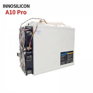 New high hashrate  ASIC ETHMaster miner innosilicon a10 500MH/S EtHash Mining Machine automatic machine