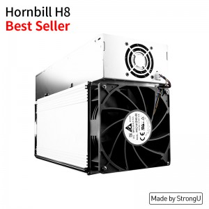 2020 October release Efficteive  45W/T Hornbill H8  3330W 74T with PSU bitcoin mining machine with trade assurance