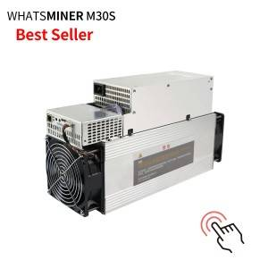 2020 New Release High Hashrate WHATSMINER m30s 86T 88T 3268W Bitcoin Mining Machine