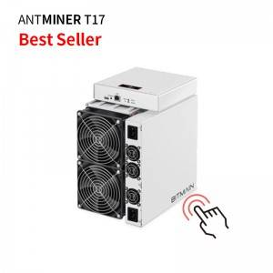 Reliable Supplier Newly Bitmain antminer t17 Hashrate 40th/s for bitcoin t17 blockchain asic miner antminer t17 40t 42t Miner Wholesale