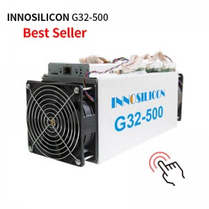 100GPS 520W G32-500 Innosilicon grin asic for rig crypto coin
