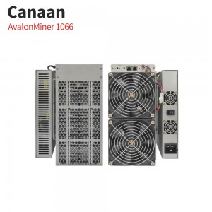 China OEM Canaan Avalon Miner BTC Avalon A1066 50T Bitmian Mining Machine bitcoin with Original PSU Asic Miner Store Miner Wholesale
